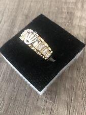 herren gold ring 585