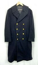 Vintage Us Navy Officers Bridge Coat