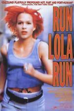 Run Lola Run Movie Poster 11 x 17 Franka Potente, Moritz Bleibtreu, A