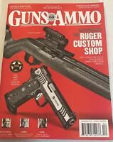 GUNS & AMMO Magazine - Ruger Custom Shop December 2018 BRAND NEW in COLTR. SLV