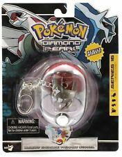 Pokémon Keychain STARAVIA Diamond & Pearl Poke Ball Keyring S16