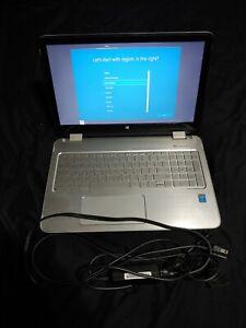 HP ENVY 15-u010dx x360 2-in-1 Laptop - BROKEN KEYBOARD - Everything Else Works