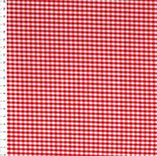 "(€ 12,00/m) HILCO - Dekostoff - "" Vichy - Karo "" - 50 x 142cm"