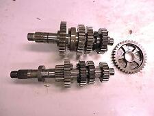 09 Yamaha XVS1300 CT XVS 1300 V Star Tourer trans tranny transmission gears