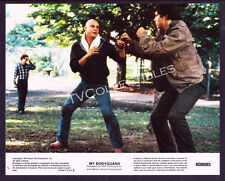 8x10 Lobby Card #5 ~MY BODYGUARD ~1980 ~Chris Makepeace ~Adam Baldwin~Hank Salas