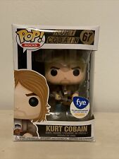 Kurt Cobain f.y.e Exclusive Funko Pop