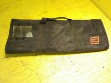 10 Pocket Knife Case Bag Storage Culinary Knives Tool Transport Kit Carry Holder