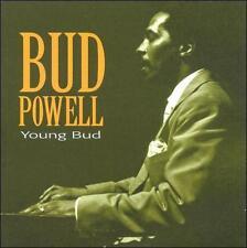 Young Bud by Bud Powell (CD, Jul-1999, Indigo)
