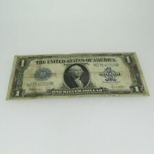 1923 Silver Certificate United States 1 Dollar Bill One Dollar Large Note 600493