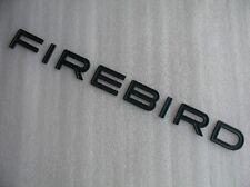 1995 PONTIAC FIREBIRD LEFT RIGHT SIDE DOOR EMBLEM LOGO DECAL OEM 93 94 95 96 97
