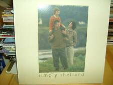 Simply Shetland Knitting Book #1 All Shown- Family Styles