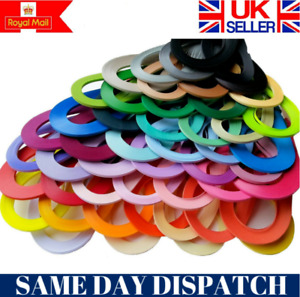 200 Quilling Quality Paper Strips Various Colours 5mm Wide Craft Handmade DIY UK