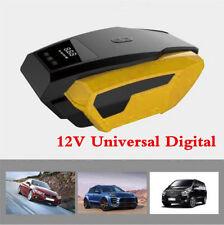 Portable Digital Wheel Tire Inflator 12V 120W Car Air Compressor Pump Inflatable