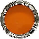 ORANGE VHT Brake Caliper Paint Brush On 250ml+free brush/gloves FORD