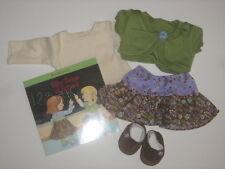 NEW American Girl - Bitty Baby Courduroy Skirt Set ~ NIB