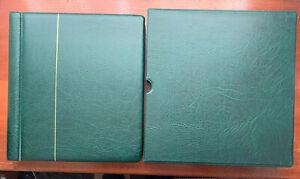 Jersey 1948-1999 Year Sets MNH In Green Lighthouse Hingeless Album+Slipcase(872)
