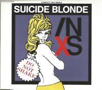 Inxs - Suicide Blonde original 1990 CD single