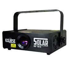 Eclipse Solar professional laser with SD card for customizable animation