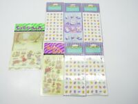 Vintage Gibson Sticker Pack 1997 Easter Stickers Egg Decals New Scene Board