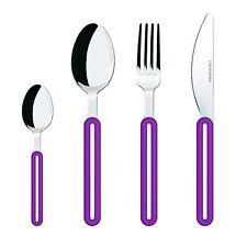 Viceversa design Couverts Offset 4 pièces Violet mûre mauve Nouveauté itailen