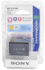 Batería Original Genuino Sony NP-FV100 NP-FV30 NP-FV50 FV70 FV100 DVD105E DVD103