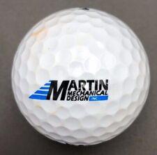 Martin Mechanical Design Inc Logo Golf Ball (1) Srixon Q-Star Preowned