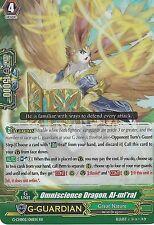 CARDFIGHT VANGUARD CARD: OMNISCIENCE DRAGON, AL-MI'RAJ - G-CHB02/018EN RR