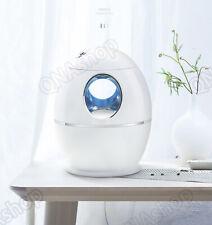 800ml Air Cooler Humidifier Mist Steam Diffuser Purifier 7colors night light