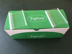 5000 NATURAL Tag Easy kimble tags (65mm)