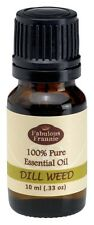 DILL WEED 10ml Pure Therapeutic Essential Oil  BUY 3 GET1 FREE Fabulous Frannie