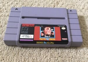 Home Alone (Super Nintendo Entertainment System, 1991) Cart Only