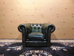 Original Chesterfield Chair
