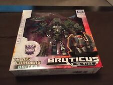 Transformers United Bruticus Gift Set Asia Exclusive Takara Tomy New MISB