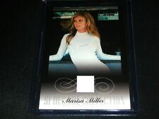 SI Supermodels Marisa Miller Memorabilia Card