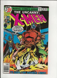 Uncanny X-Men no. 116, Marvel,1984, Fine+