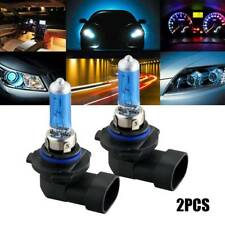 2pcs HB4(9006) Car Halogen Spot Lamp Fog Light Headlight Bulb 12V 55W 5000K