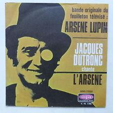 BO feuilleton TV Arsene Lupin JACQUES DUTRONC V45 1780