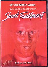 Shock Treatment (DVD, 2006, 25th Anniversary Edition) Brand New