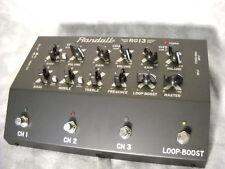 RANDALL RG13... 1 WATT AMP / DI BOX / GAIN PEDAL ALL IN ONE!!