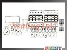 Fit 04-09 GM 6.0L V8 Vortec Engine Full Gasket Set w/ Head Bolts Kit LQ4 LQ9 LS2