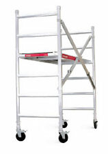 Intex SPA100 Scaffold Folding Aluminium Ladder
