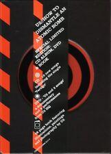 ed. limitata CD + DVD + LIBRO incelofanato U2  How To Dismantle An Atomic Bomb