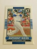 2015 Panini Donruss Baseball Base Card - Anthony Rizzo - Chicago Cubs