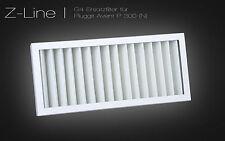 20 x Z-Line Filter für Pluggit Avent P300(N) G4 Lüftung KWL Ersatzfilter