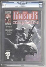 """PUNISHER MAGAZINE #14  CGC 9.6  """"JIM LEE COVER"""""""