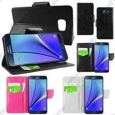 ebestStar Etui Housse PU Cuir Portefeuille Coque Samsung Galaxy Note 5/4/3/Edge