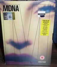 MADONNA MDNA TOUR ASIA DVD & 2 CD DELUXE EDITION EXPRESS YOURSELF LIKE A PRAYER