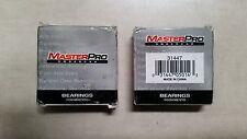 MasterPro Undercar Bearings PT A-13 / PTA-13 31447 031447050143 Value Lot of 2
