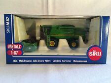 SIKU FARMER 1876 Mähdrescher John Deere T670i (1:87) NEU/OVP