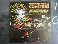 The World Famous Coasters Greatest Hits Vinyl RECORD LP DJM 22053 EXCELLENT JAZZ